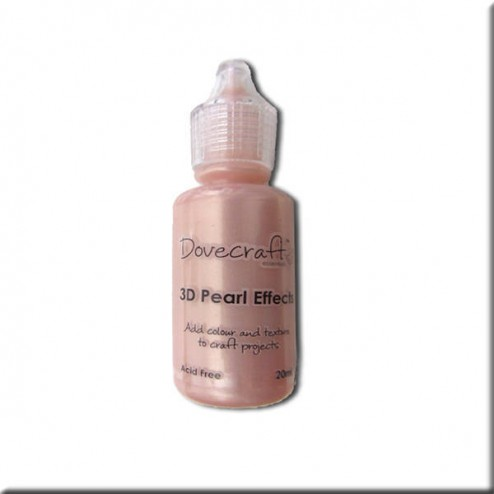 Pintura 3D Pearl Effects Pastel - Coral