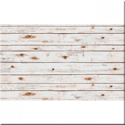 Papel Scrap Madera Blanca (56x70) We R Memory Keepers