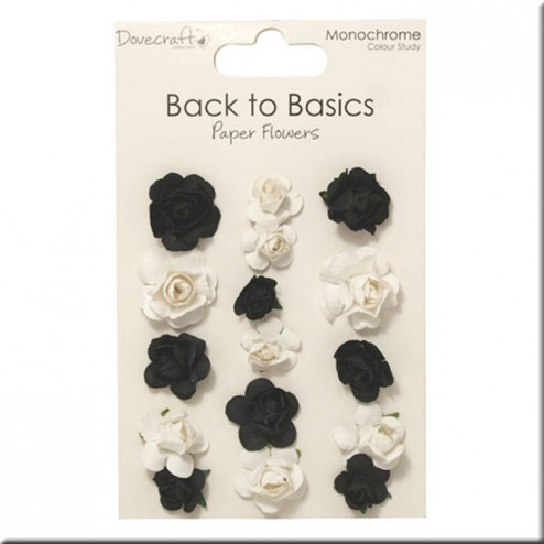 Rosas de Papel Back to Basics Monochrome