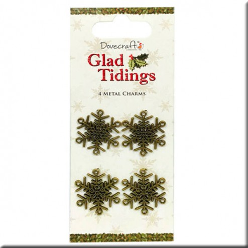 Charms de Metal - Glad Tidings