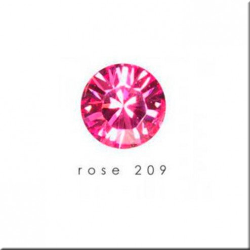 Strass Rose Recambio Easy Crystal Textil