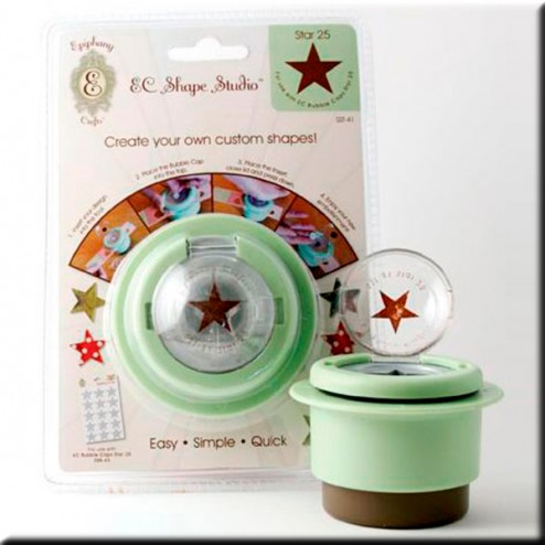 Epiphany Crafts - Shape Studio Tool - Estrella 25 mm