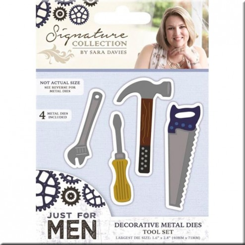 Troquel Tool Set Just for Men
