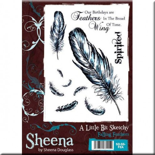 Sellos - Falling Feathers - Sheena Douglass