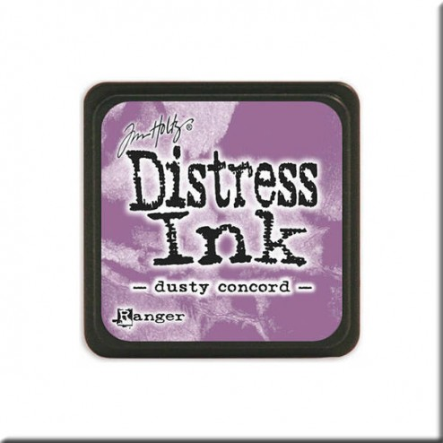 Tinta Distress Ink Mini - Dusty Concord