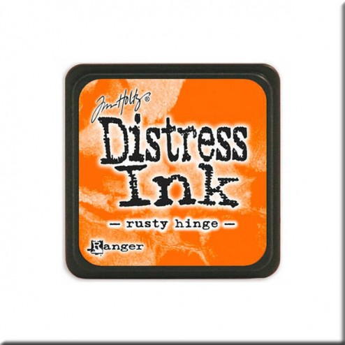 Tinta Distress Ink Mini - Rusty Hinge