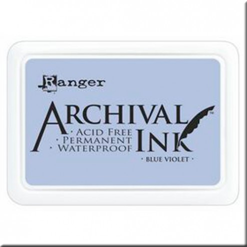 Tinta Archival Ink - Blue Violet