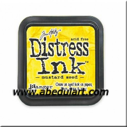Tinta Distress Ink - Mustard Seed 20226
