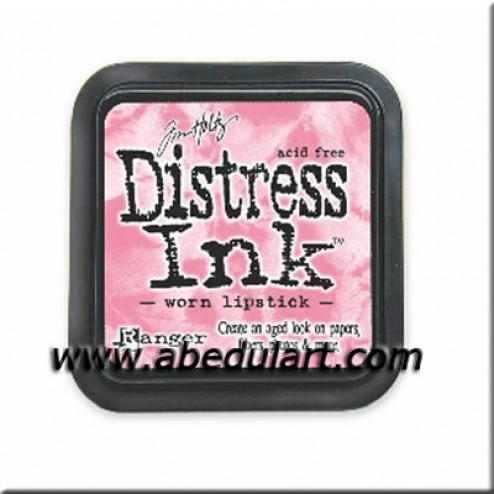 Tinta Distress Ink - Worn Lipstick 21513