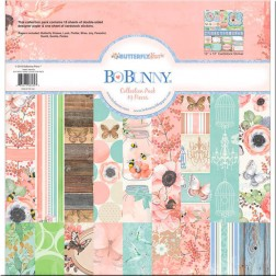 Papeles Scrapbooking Butterfly Kisses (30x30)