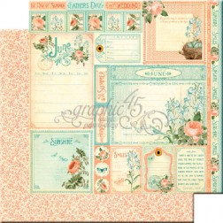 Papel Scrapbooking Junio Cut Apart