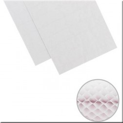 "DIY Party Honeycomb Pads (3""X8"") White"
