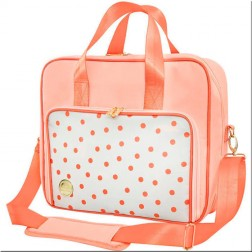 Bolso Crafter's Shoulder Bag - Blush Dot