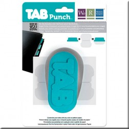 Perforadora Pestañas Tab Punch - File - We R Memory Keepers