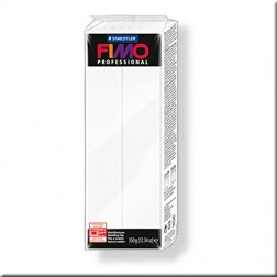 Fimo Professional Blanco (350grs) (Ref. 0)
