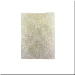 Carpeta Embossing Doily Topitos