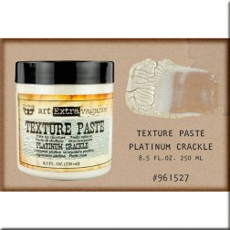 Texture Paste Finnabair (250 ml) Platinun Crackle