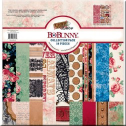 Papeles Scrapbooking - Love & Lace (30 x 30) BoBunny