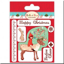 7 Sellos - Belle and Boo Christmas