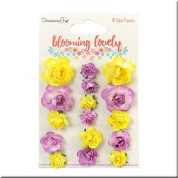 Flores de Papel Blooming Lovely
