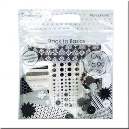 Set Goody Bag Back to Basics Monochrome