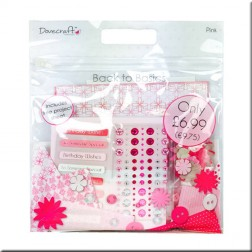 Set Goody Bag Back to Basics Pink