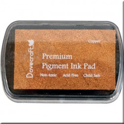 Premium Pigment Ink - Copper