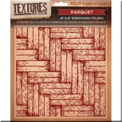 Carpeta Embossing - Parquet