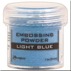 Polvo Embossing - Light Blue
