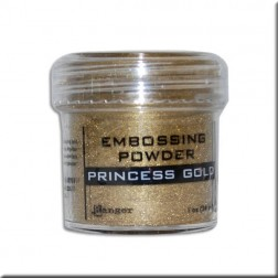 Polvo Embossing - Princess Gold