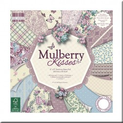 Papeles Scrapbooking - Mulberry Kisses (20x20)