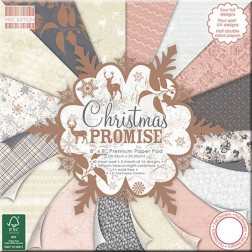 Papeles Scrapbooking Christmas Promise (20 x 20)