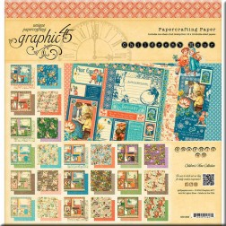 Papeles Scrapbooking - Children's Hour (30x30)