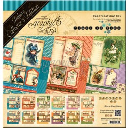 Set Scrapbooking Deluxe Place In Time (30x30)
