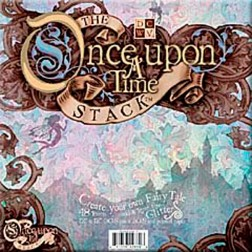 Papeles Scrapbooking - Once Upon a Time (30,5x30,5)