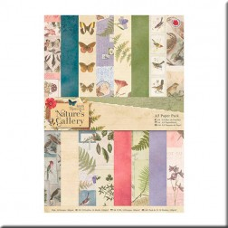 Papeles Scrapbooking - Nature's Gallery (A5)