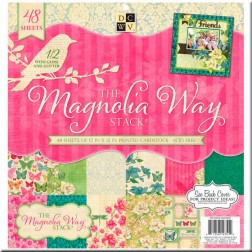 Papeles Scrapbooking The Magnolia Way (30x30)