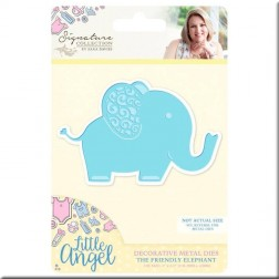 Troquel The Friendly Elephant Little Angel