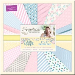 Papeles Scrapbooking Little Angel (15x15)