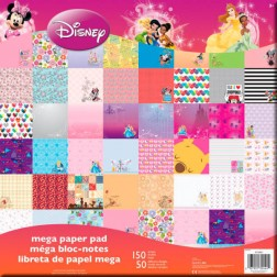 Papeles Scrapbooking - Disney Girl (30 x 30)