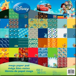 Papeles Scrapbooking - Disney Boy (30 x 30)