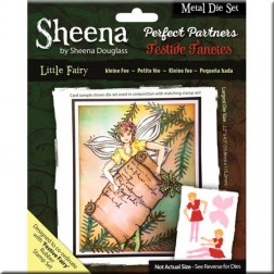 Troqueles Little Fairy - Sheena Douglass