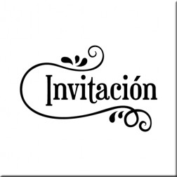 Sello Invitación