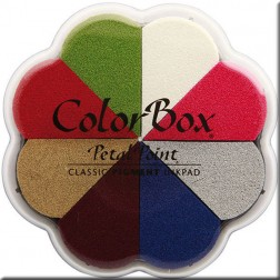 Set de tintas Color Box Petal Point - Celebrate