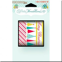 Set 3 Washi Tape - Maravilloso Invierno