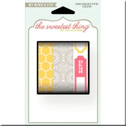 Set 3 Washi Tape - Miel