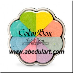 Set Color Box Pétalos - colores pasteles