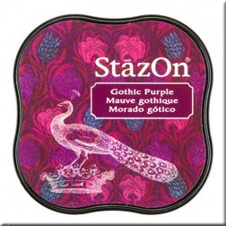 Tintas Stazon Midi - Gotic Purple