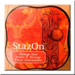 Tintas Stazon Midi - Orange Zest