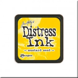 Tinta Distress Ink Mini - Mustard Seed